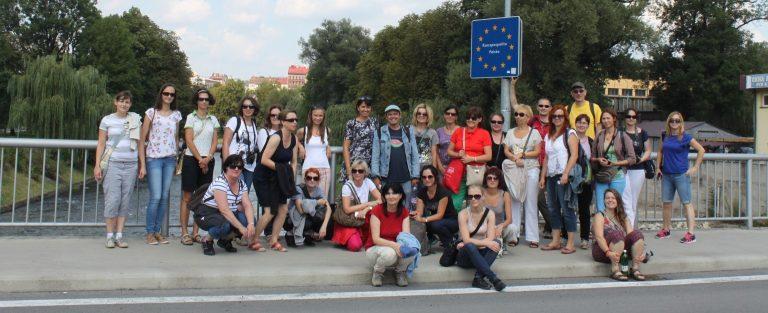 Angličtinári z celej Európy vČadci