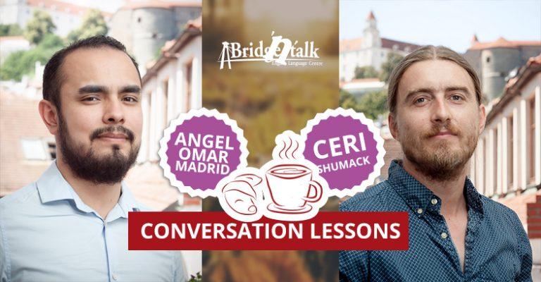 Rozviažte si jazyk na anglickej káve!