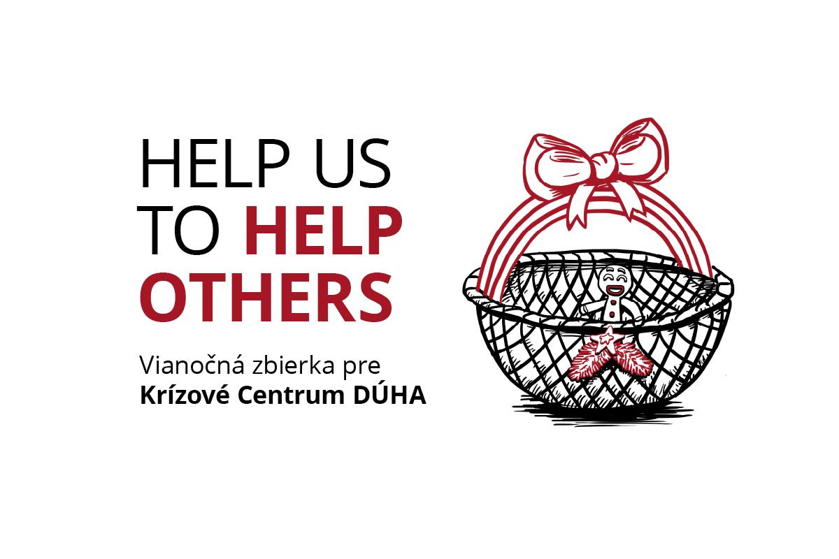 Pomôžte nám pomôcť.