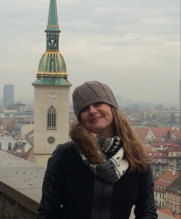 JOANIE: In Bratislava I feel like a princess!