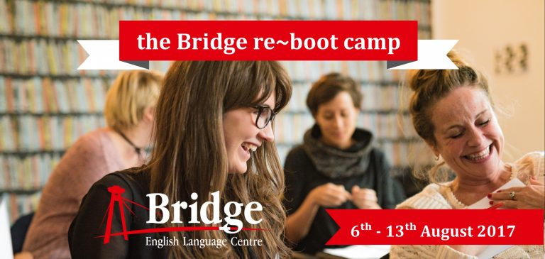 the Bridge camp for teachers