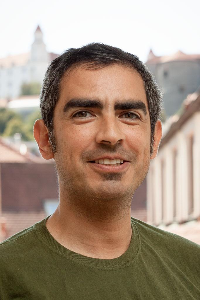 Francisco Oceguera