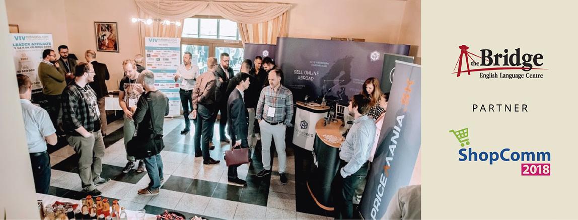 the Bridge partnerom ShopComm 2018
