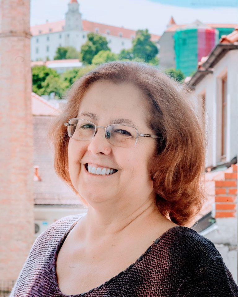 Katarína Hrobárová