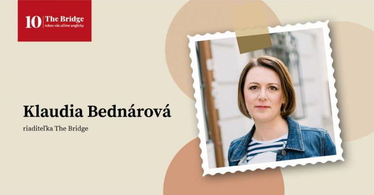 Klaudia Bednárová & The Bridge