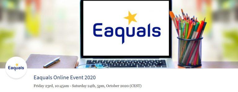 Konferencia Eaquals:  Online výučba a trendy