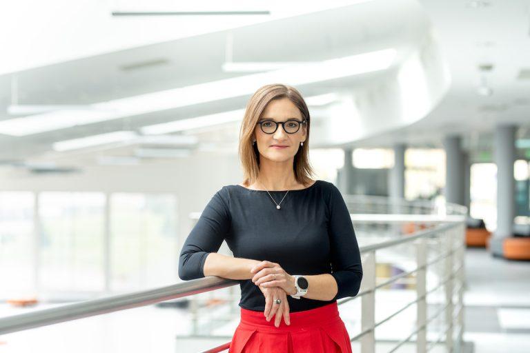 Petra Kotuliaková z Aj Ty v IT: Človek, ktorý sa učí, je pre zamestnávateľa najväčším bohatstvom.